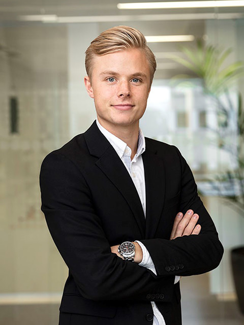 Patrik Wängdahl Financial Accountant recipo